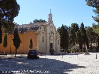 imagen Santuario de Biar, Alicante