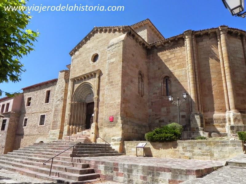 imagen de Iglesia de Santa Clara, románico S. XIII, Molina de Aragón, Guadalajara