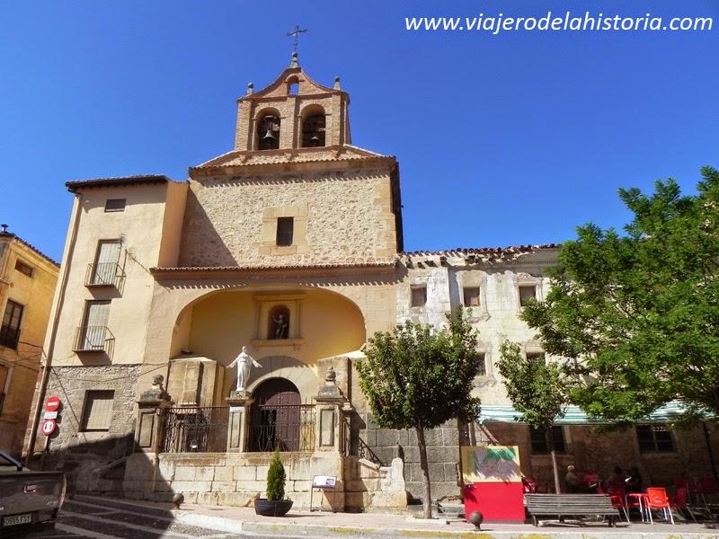 imagen de iglesia de San Pedro, Molina de Aragón, Guadalajara