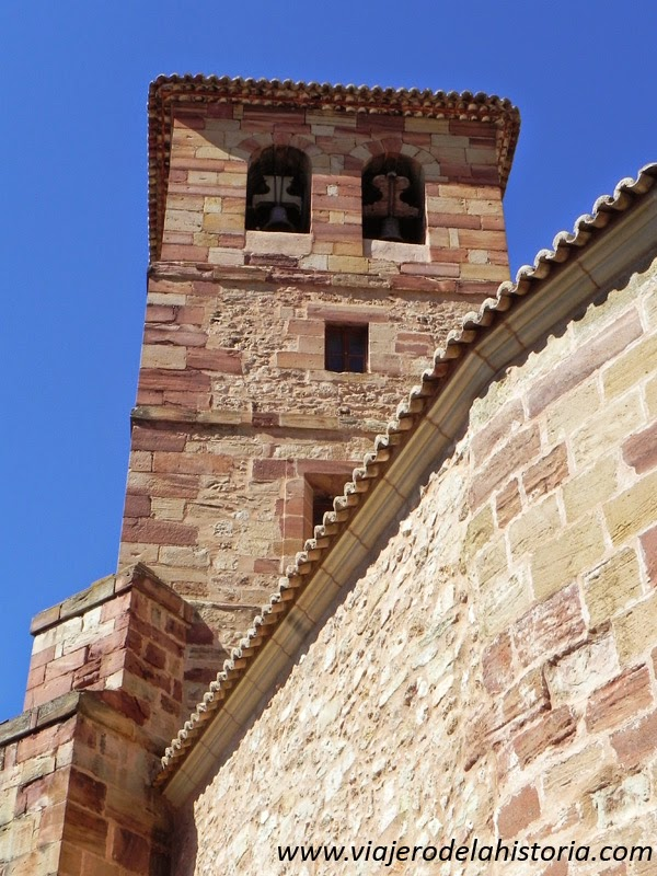 imagen de la iglesia de San Gil, Molina de Aragón, Guadalajara