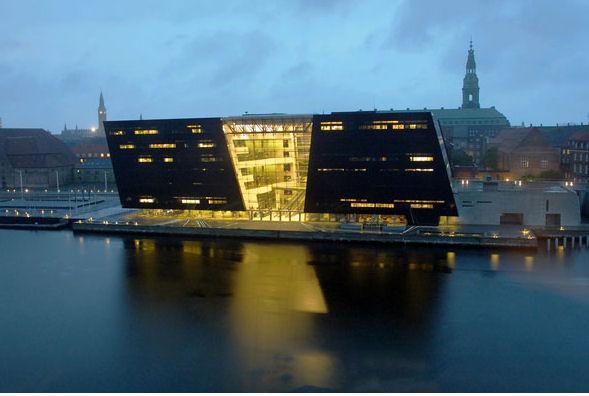 imagen de Biblioteca Real de Copenhague, Dinamarca