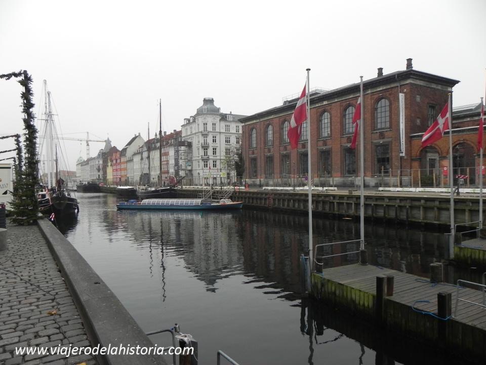 imagen de barrio de Nyhavn, Copenhague