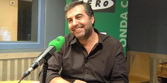 imagen de Carlos Alsina, director de la Cultureta