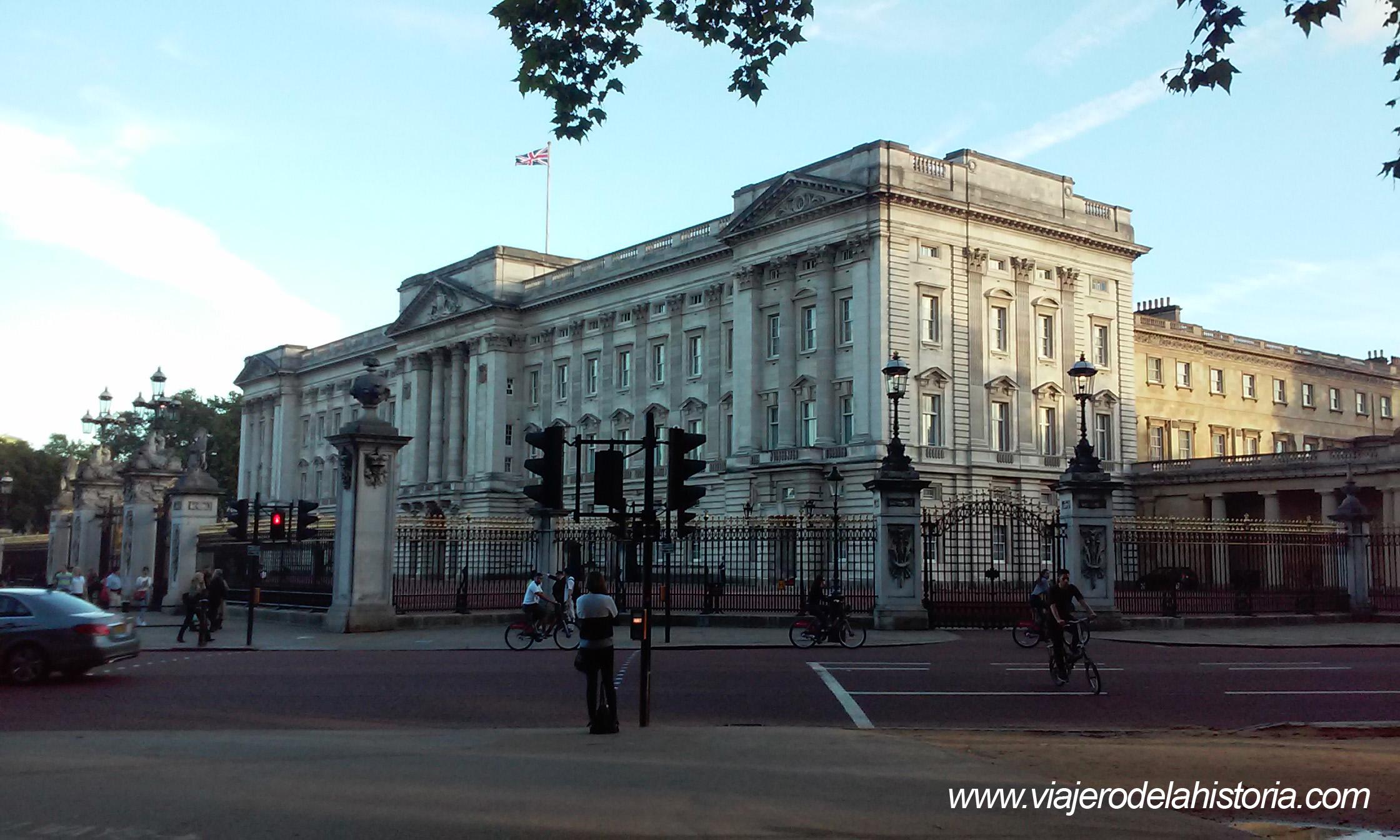 imagen de Buckingham Palace, Londres, Inglaterra