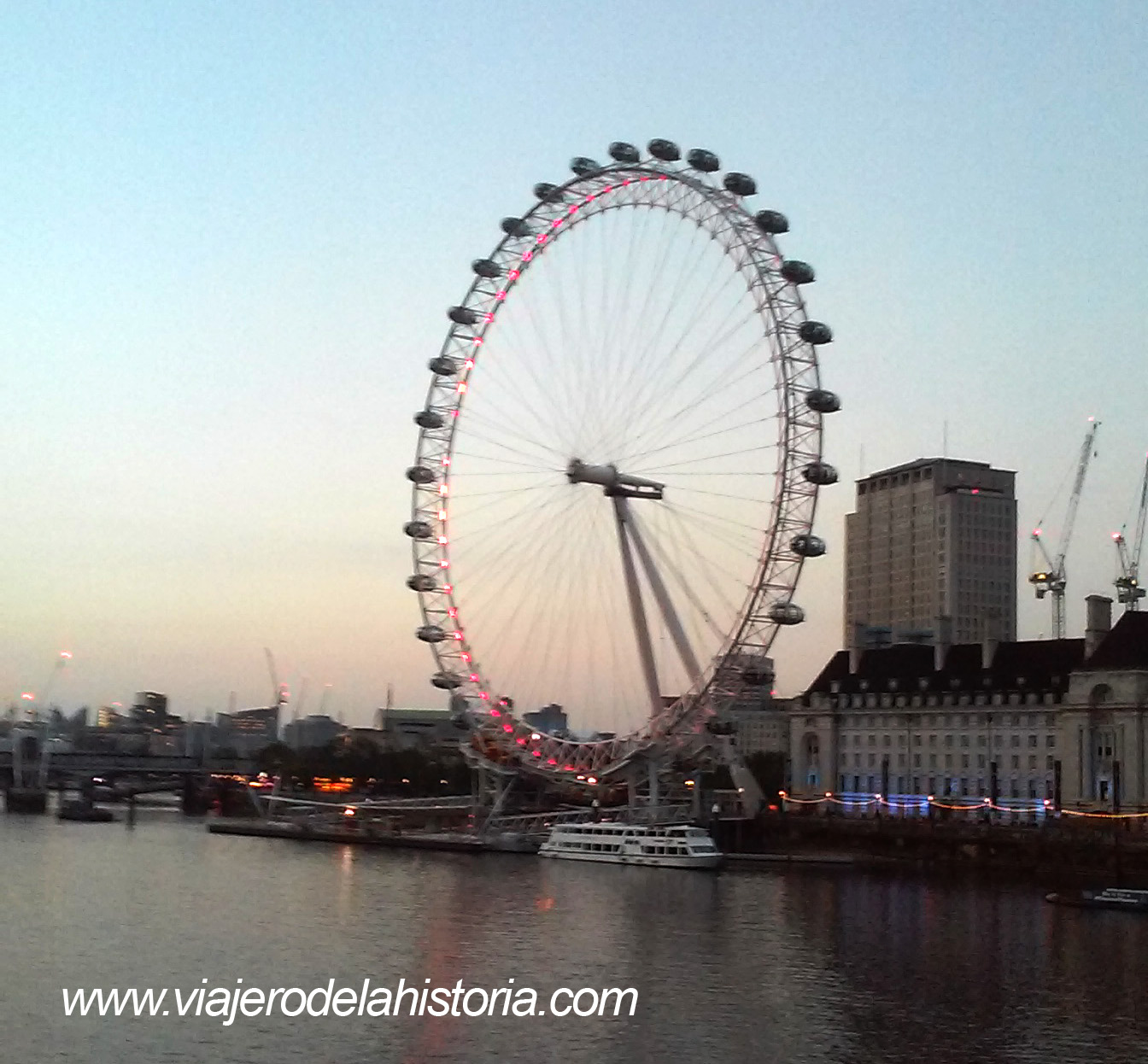 imagen de London Eye, Londres, Inglaterra