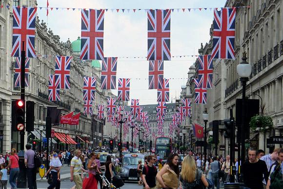 imagen de Regent Street, Londres