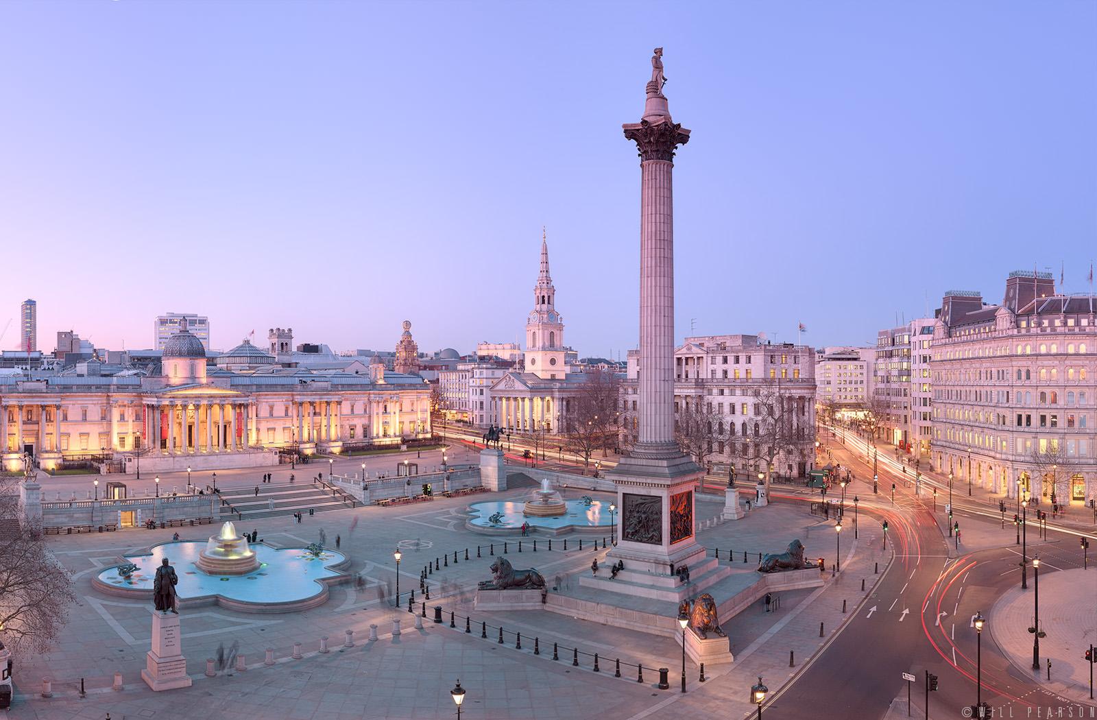 Imagen de Trafalgar Square, Londres, Inglaterra